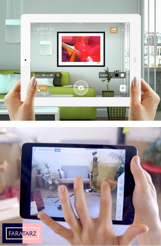 واقعیت مجازی طراحی داخلی و طراحی آنلاین مجازی