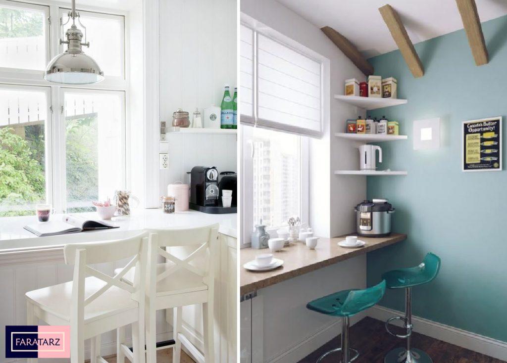 میز کار آشپزخانه