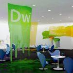 ایده های مدرن طراحی دفتر کار و اتاق کار خانگی