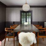 ۲۱ فضای غذاخوری زیبا با میز و صندلی کم نظیر