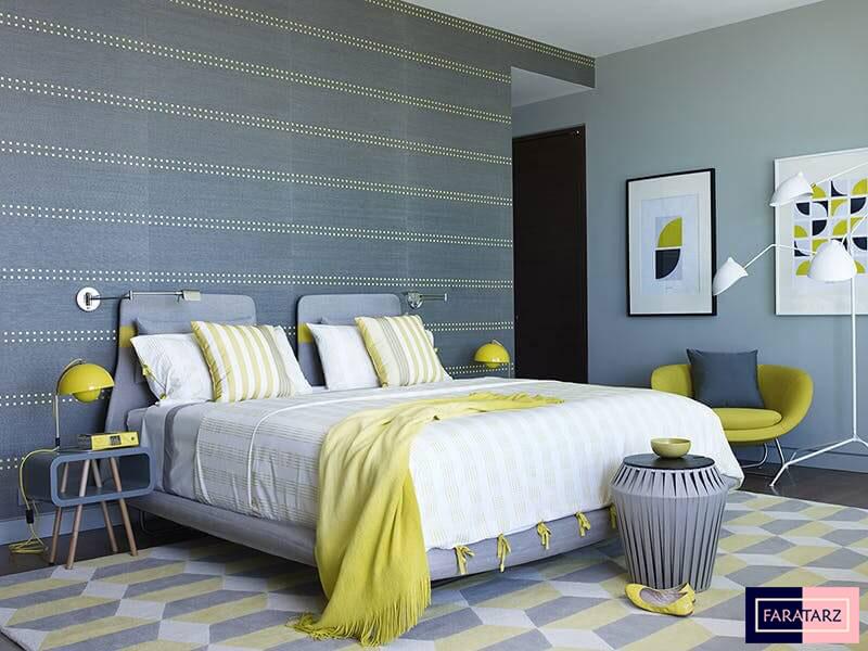 اتاق خواب مستر با رنگ سرد4
