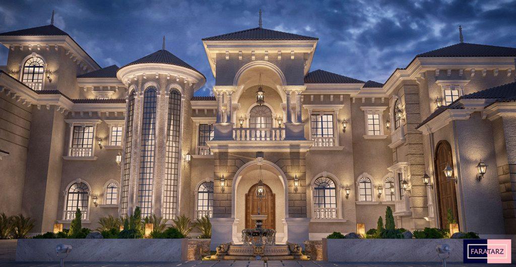 سبک کلاسیک در معماری داخلی1