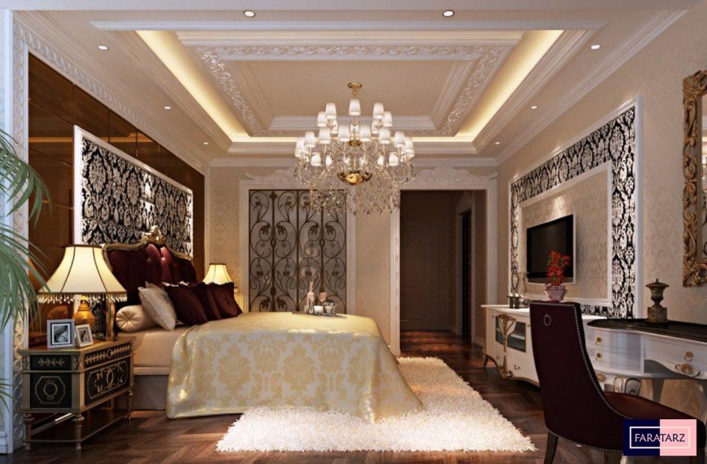 سبک کلاسیک در معماری داخلی8
