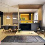 سبک معاصر در طراحی داخلی