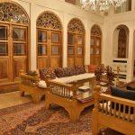 سبک سنتی ایرانی در معماری داخلی (۲)