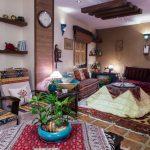 سبک سنتی ایرانی در معماری داخلی (۱)