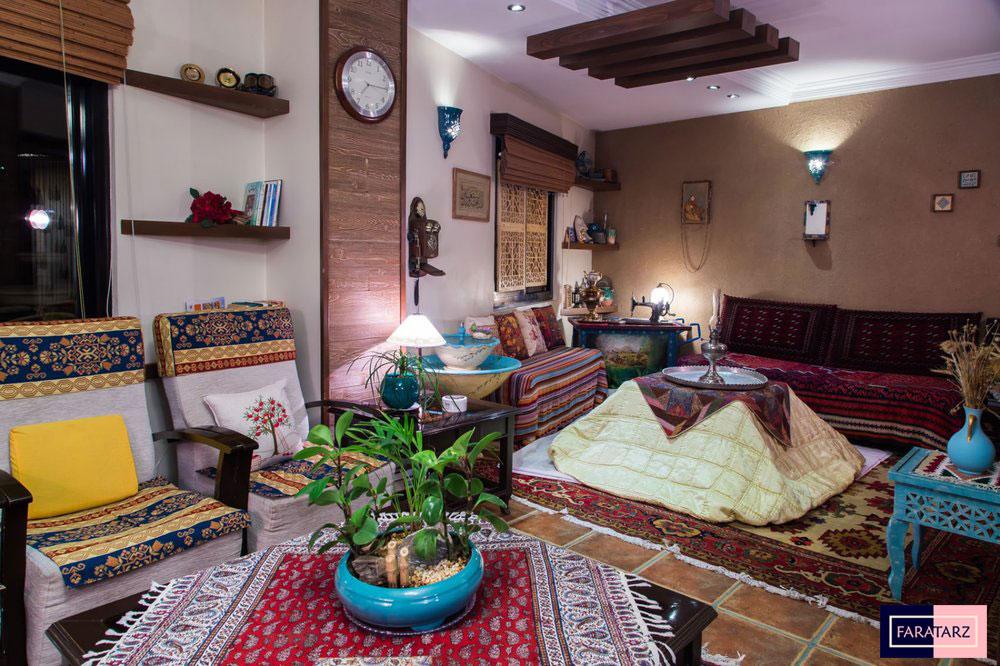 سبک سنتی ایرانی