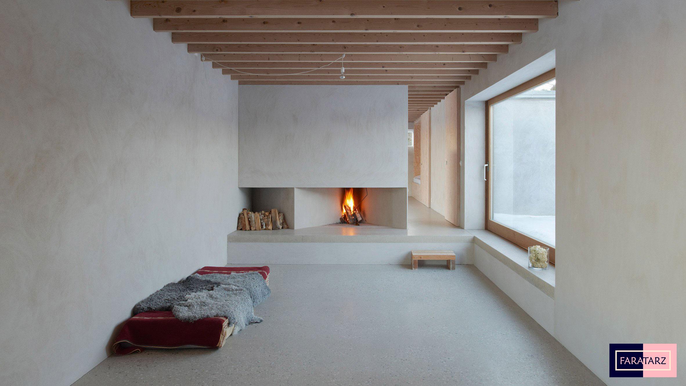 سبک مینیمال در معماری داخلی