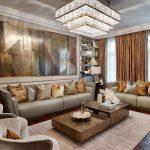 طراحی داخلی خانه لوکس معاصر