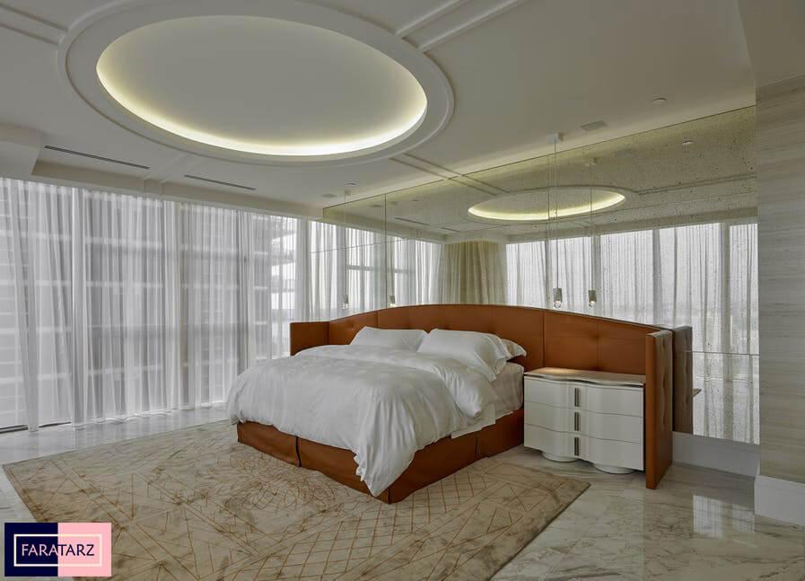 اتاق خواب آرامش بخش15