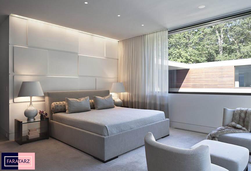 اتاق خواب آرامش بخش11