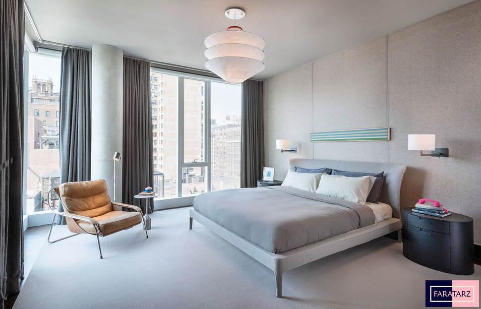 اتاق خواب آرامش بخش16