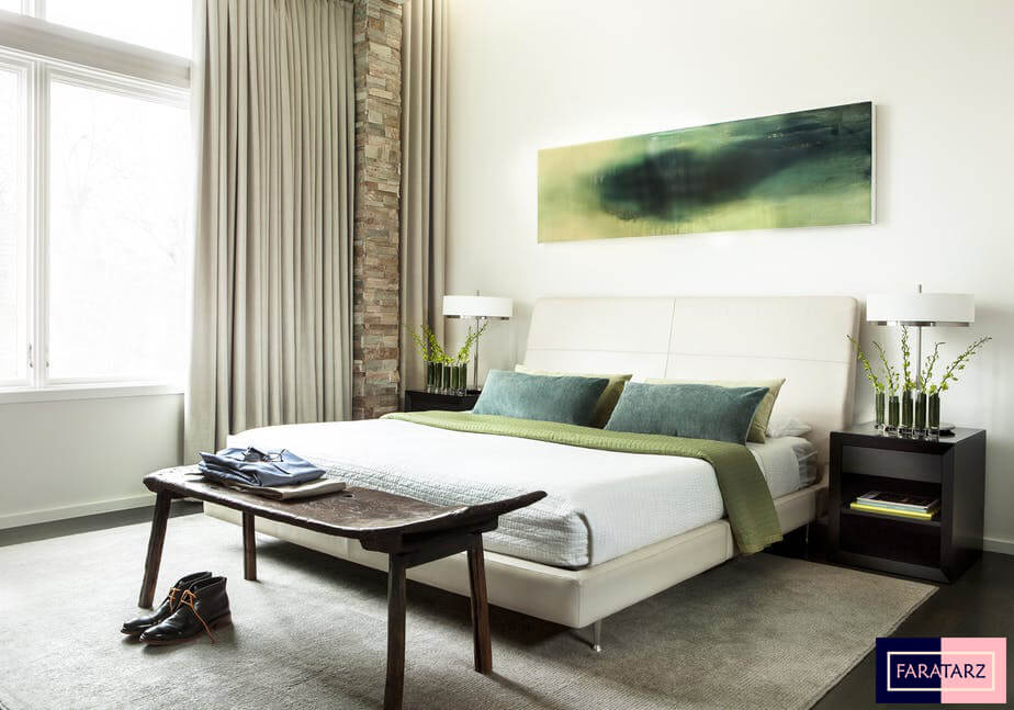 اتاق خواب آرامش بخش18