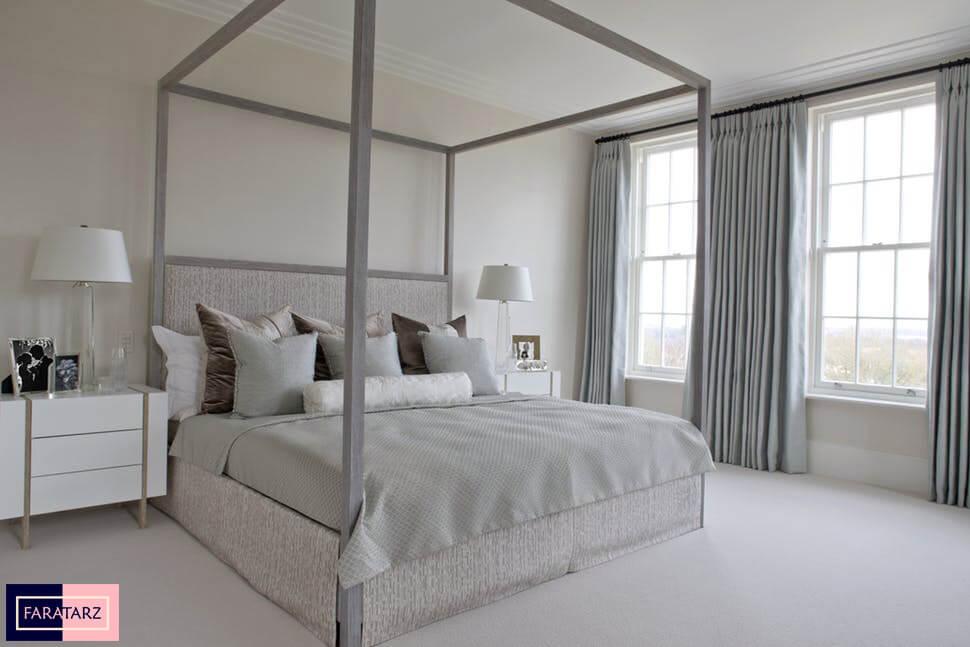 اتاق خواب آرامش بخش5