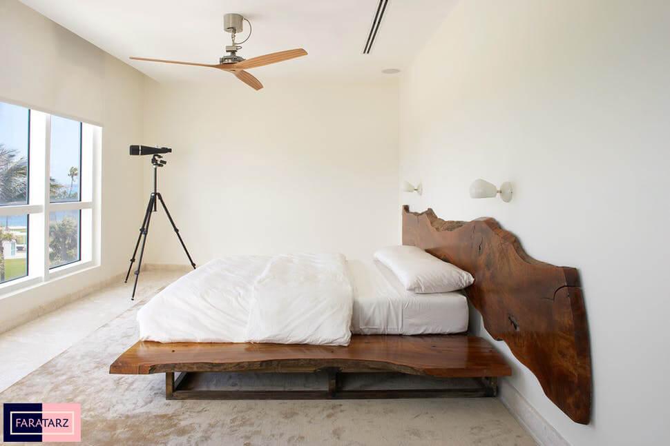 اتاق خواب آرامش بخش2
