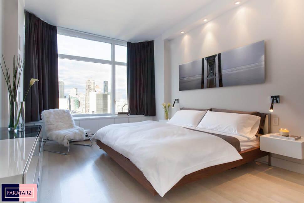 اتاق خواب آرامش بخش17