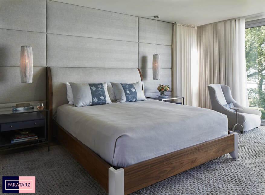 اتاق خواب آرامش بخش9