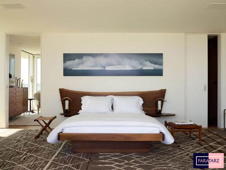 اتاق خواب آرامش بخش4