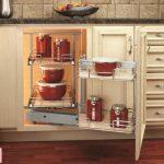 بهترین انواع کشو و کابینت کنج آشپزخانه