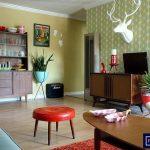 تاثیر رنگ در طراحی و دکوراسیون داخلی