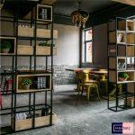 انواع پارتیشن های فضاهای داخلی کدام اند؟