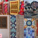 انواع متعلقات و اکسسوری دکوراسیون سنتی ایرانی