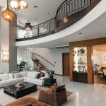 نوسازی و طراحی خانه سبک استوایی مدرن