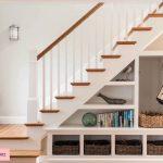 ۱۲ ایده کاربردی و خلاقانه برای زیر راه پله در خانه