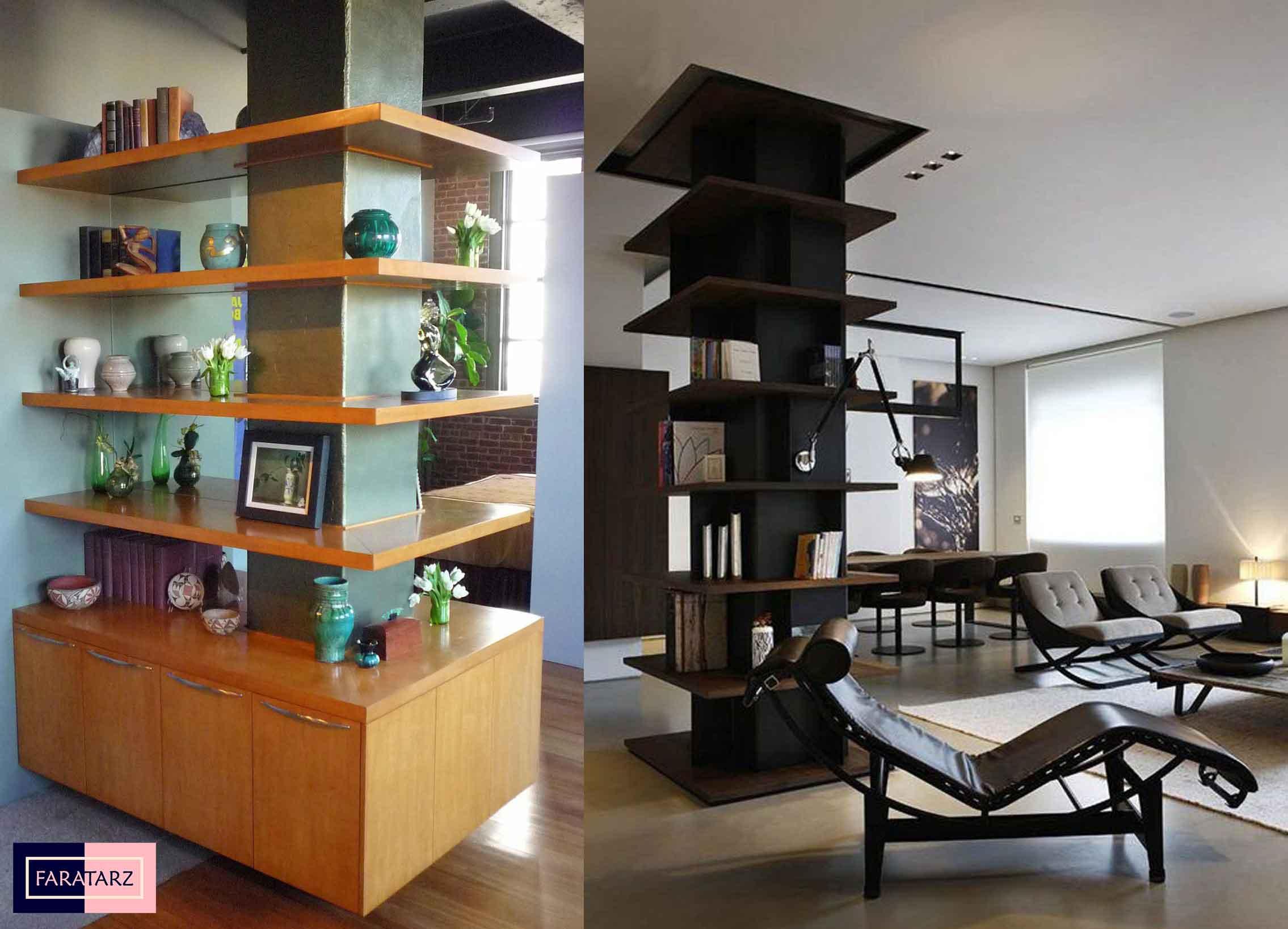 ایده های طراحی ستون در خانه