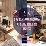 ۱۰ نکته کاربردی عالی برای اتاق خواب کار خانگی