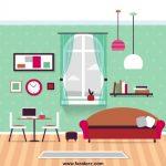 آزمون دانش طراحی دکوراسیون داخلی